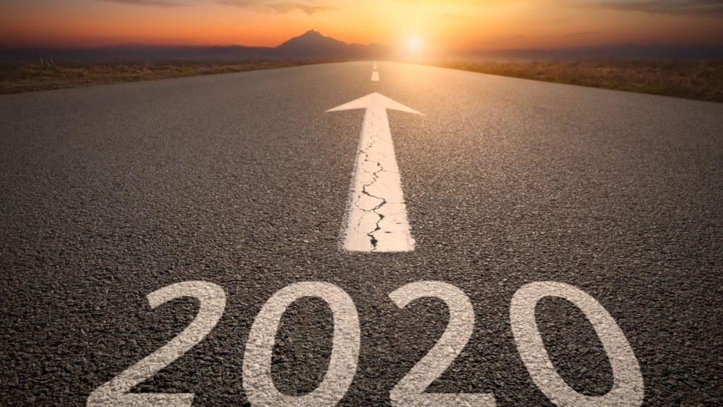 Tο 2020 Ferei Isxiri Kosmiki Energia