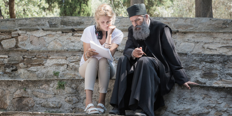 Ο Θεός δεν ανακαλύπτεται, αποκαλύπτεται στον καθένα ξεχωριστά - αγιος νεκτάριος ταινία