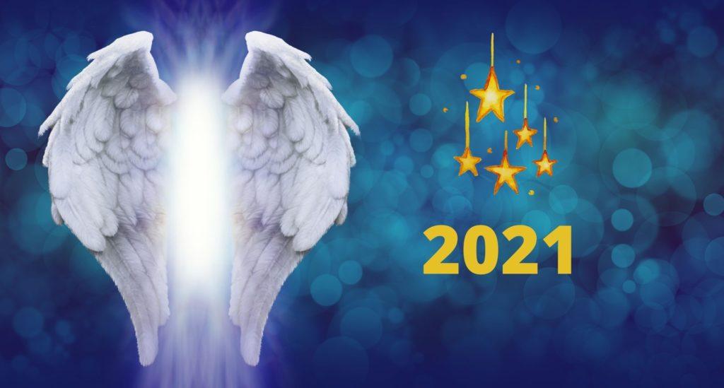 Μηνύματα Αγγέλων για τη χρονιά 2021