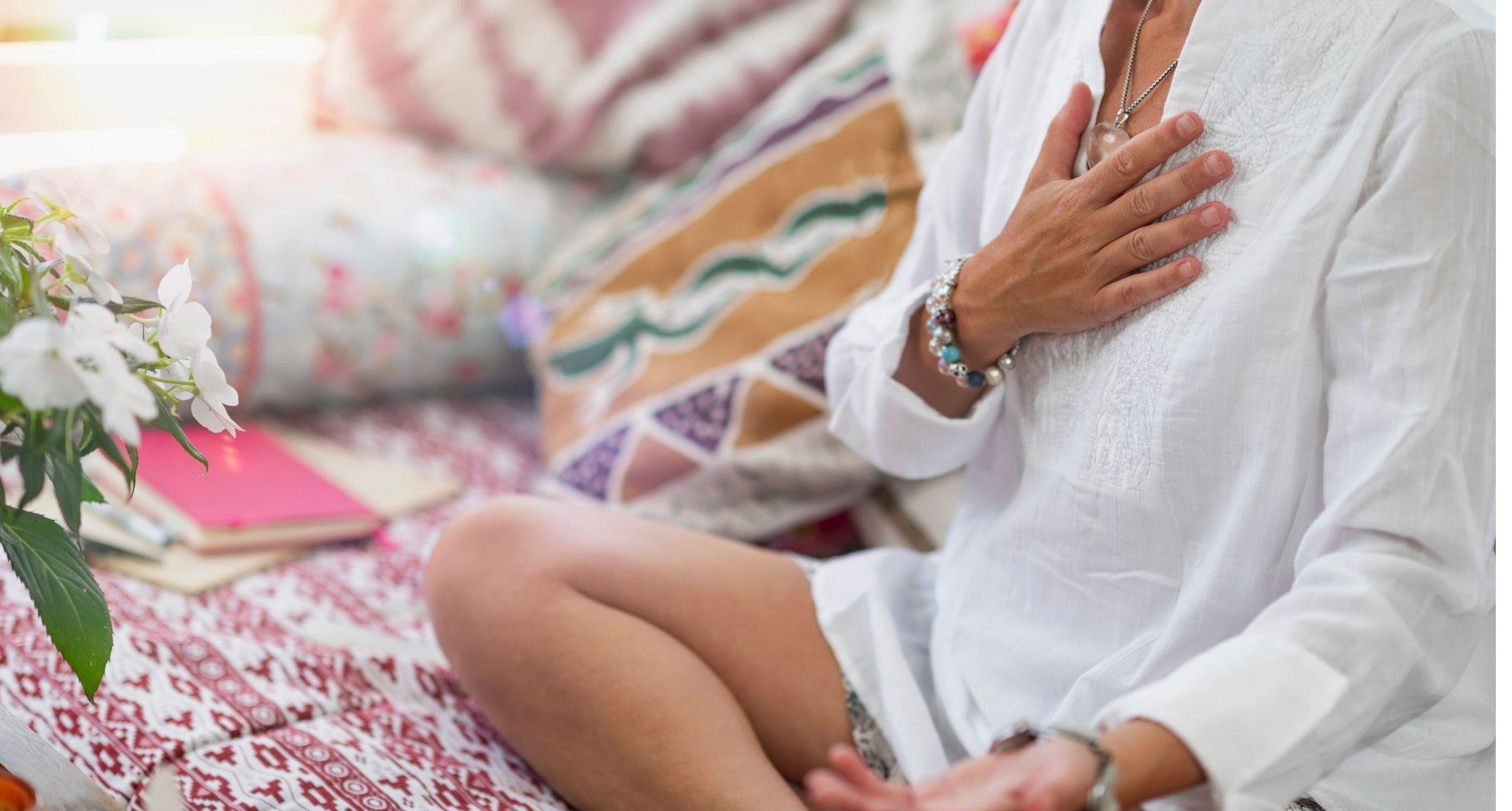 Το τσάκρα της καρδιάς – θεραπεία του 4ου τσάκρα